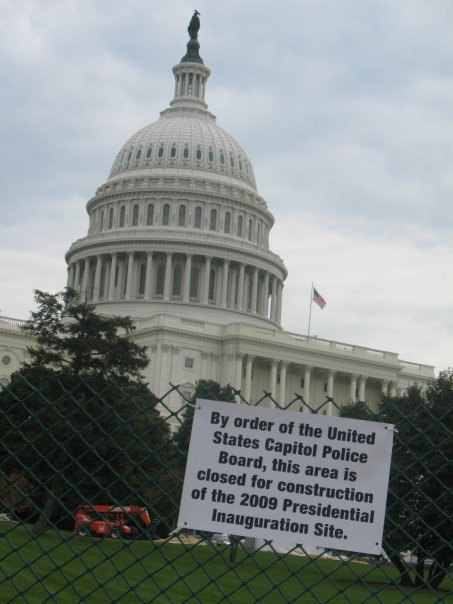 Washington D.C. im Oktober