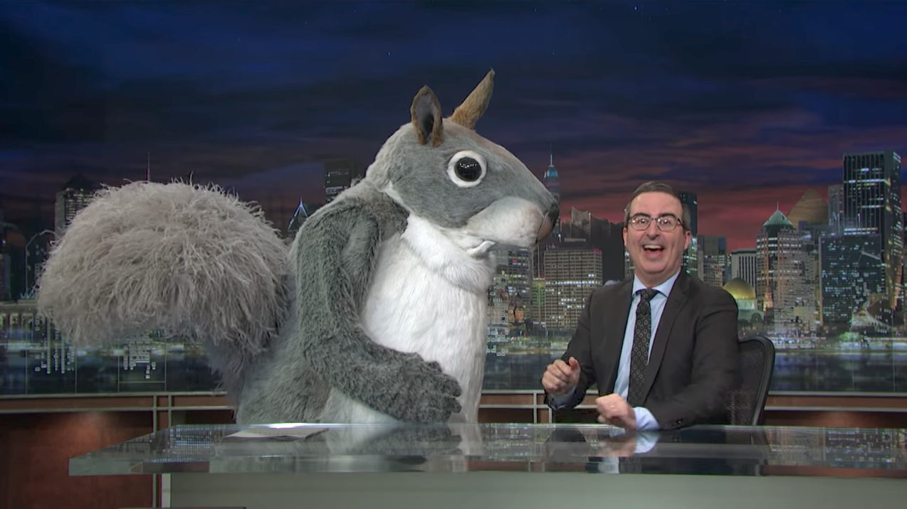 YouTube/LastWeekTonight