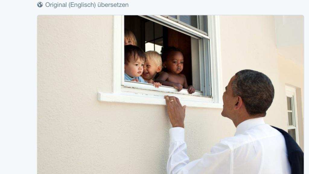 Twitter/@BarackObama