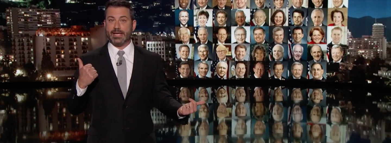 YouTube/Jimmy Kimmel
