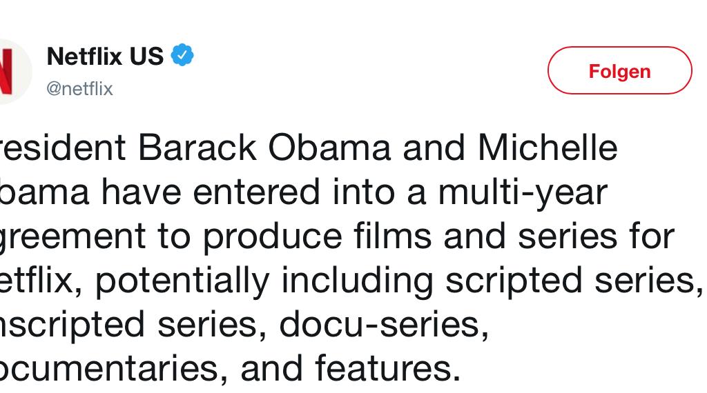 Twitter/Netflix
