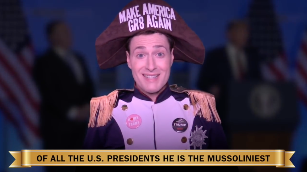 YouTube/Randy Rainbow